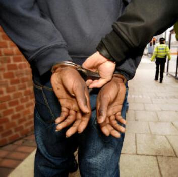 I perioden 2005-2008 ble sju prosent av alle innvandrere i Norge straffet, sammenlignet med fem prosent for personer uten innvandrerbakgrunn. (Foto: iStockphoto)