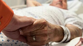 Hjemmesykepleien dropper pasientrapporter