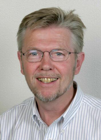 Guðmundur Ómar Friðleifsson (Foto: IDDP)