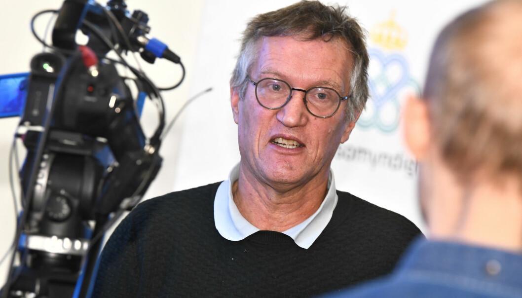 Svenskene stoler på ekspertene sine i koronakrisen