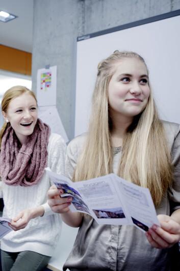 Institusjonene spiller en stor rolle for tilrettelegging for studiemobilitet. Flere studenter reiser ut i fagmiljøer der dette er forventet. (Illustrasjonsfoto: Paul Sigve Amundsen)