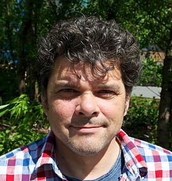 Glenn-Peter Sætre forsker på evolusjonen.