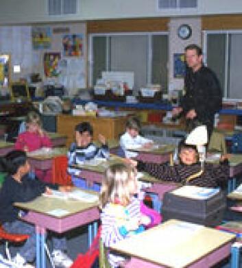 """""""Den vanlige skolens pedagogikk er uheldig, mener Ahlquist"""""""