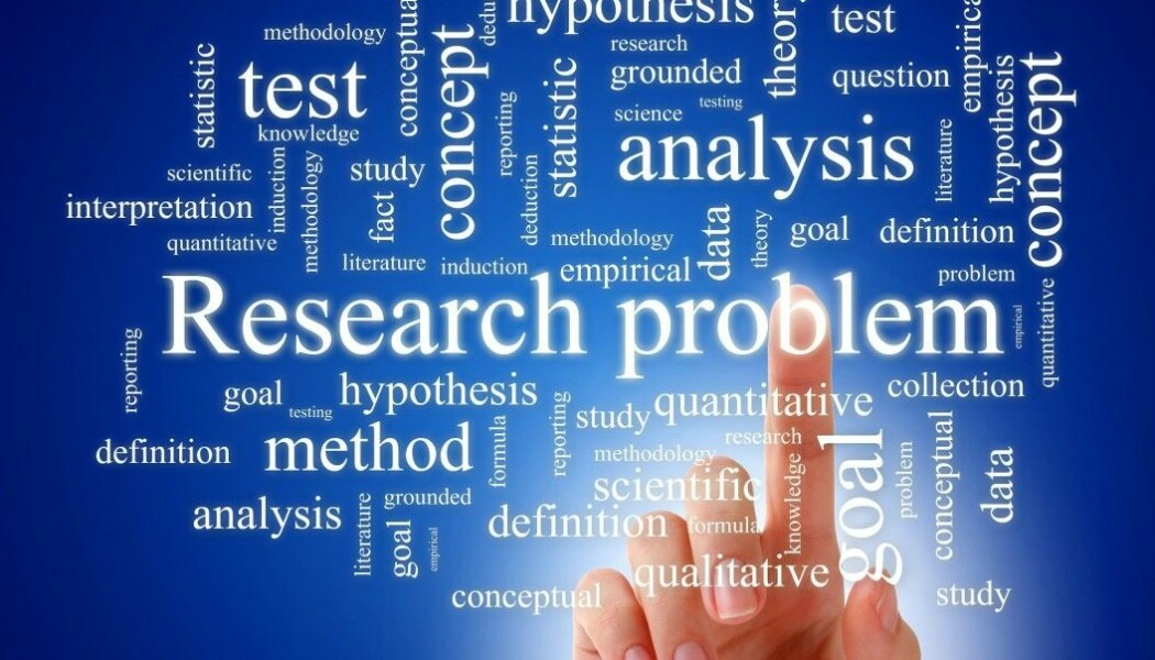 Forskningen i seg selv trenger ikke være dårlig, men spørsmålene som stilles kan for eksempel være irrelevante eller svart på tidligere.