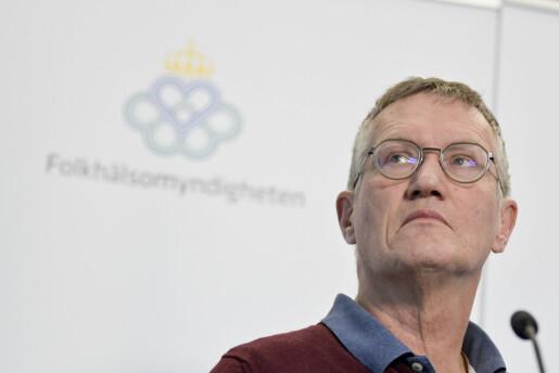 Dødstallet i Sverige er høyere enn rapportert