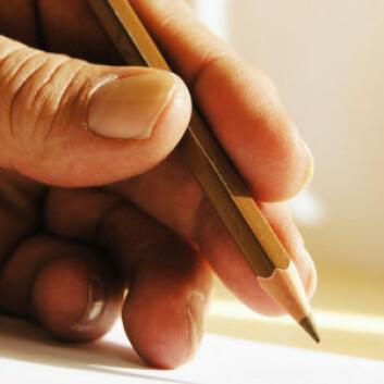 Synnes holdt tre kurs i skriving og fortelling ved en palliativ sengepost og like mange på en dagavdeling for alvorlig kreftsyke. (Foto: iStockphoto)