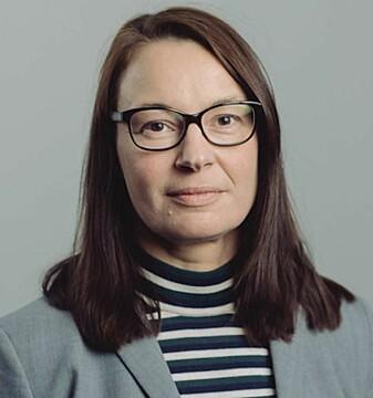 Sunna Marie Pentha er reindriftsdirektør hos Fylkesmannen i Troms og Finnmark.