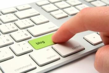 Lenking og nøkkeluttrykk i blogger skal analyseres. (Foto: Shutterstock)