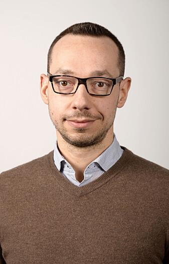Forsker Paolo Zanaboni ved Nasjonalt senter for e-helseforskning.