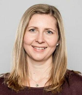 Ph.d.-kandidat Camilla Hagman.