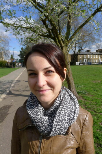 Sarah Warren er sosialarbeider med spesialisering på vanskeligstilt ungdom ved Hackney Service Centre i London. (Foto: Sverre Ole Drønen/UiB)