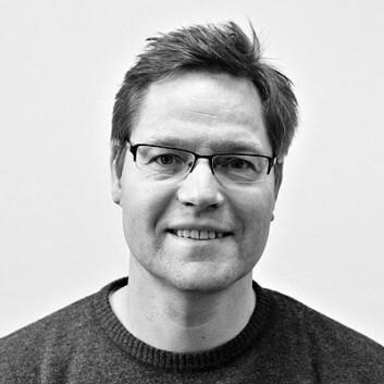 Arne Haugen. (Foto: SIU)