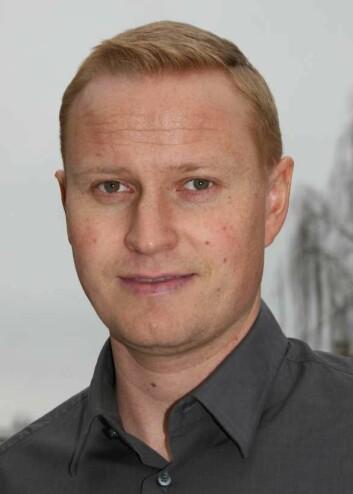 Anders Kvale Havig. (Foto: Nova)