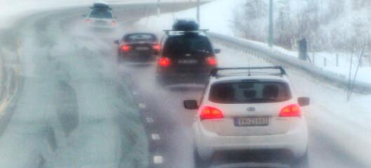 Miljøvennlige vinterveier krever god planlegging