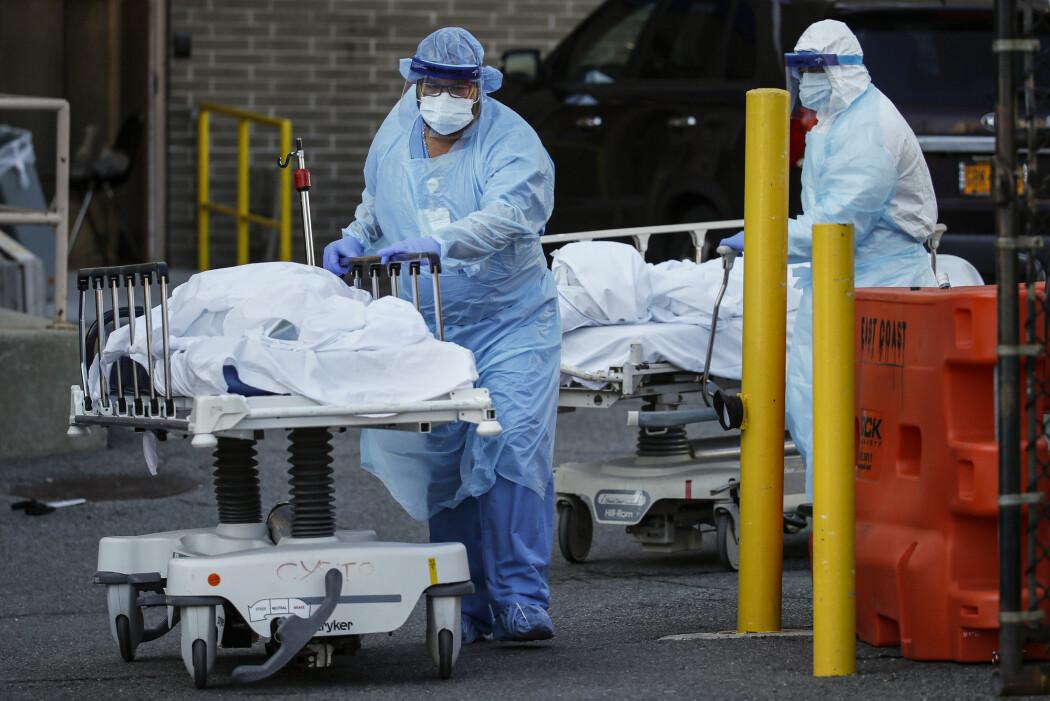 Nærmere 370 000 har nå fått påvist koronasmitte i USA, der nærmere 11 000 er døde. I mange byer og delstater er afroamerikanere overrepresentert blant dem som dør.