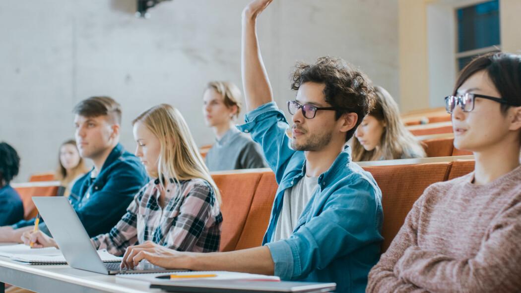 Lærerstudenter med tilknytning til oljeindustrien er mer klimaskeptiske, ifølge forskeren Frode Skarstein.