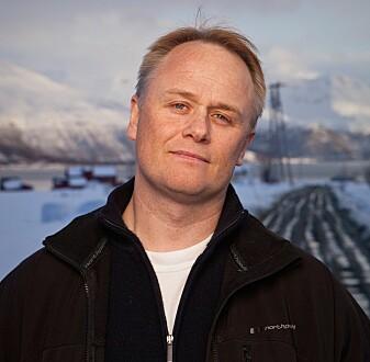 Forsker Frode Skarstein ved Universitetet i Stavanger.
