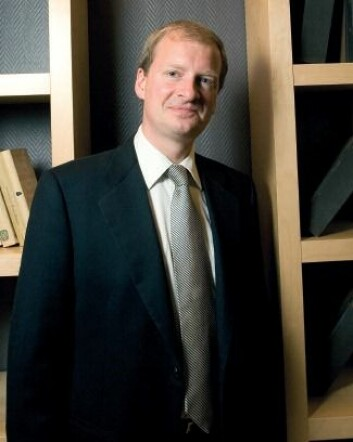 Professor Nicolai Foss, NHH. (Foto: NHH)