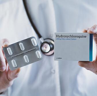 Forskere er kritiske til studien som viser at hydroksyklorokin virker mot covid-19