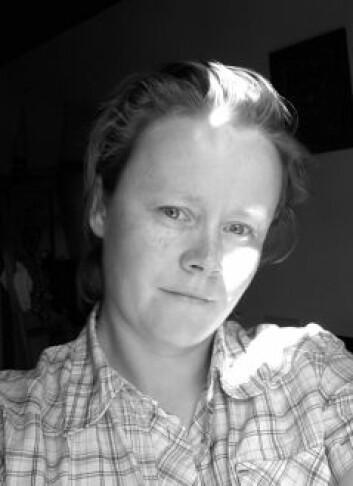 Antropolog Elisabeth Lund Engebretsen. (Foto: privat)