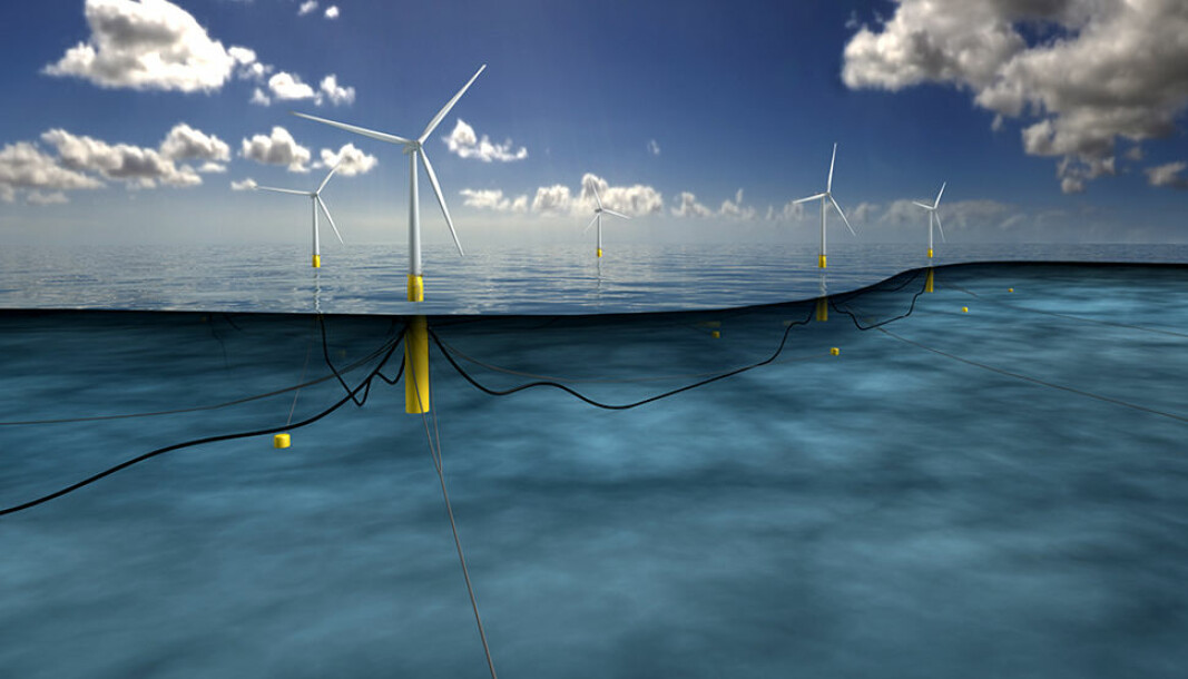 Offshore wind offers Norway an opportunity to put its skilled engineers and technical employees from the oil industry to work in a related energy field.