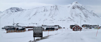 Ny-Ålesund, Svalbard. (Foto: Bjørn-Owe Holmberg)