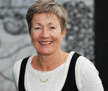 Nina Amble er forsker ved Institutt for yrkesfaglærerutdanning på Høgskolen i Oslo og Akershus. Foto: Sonja Balci/HiOA
