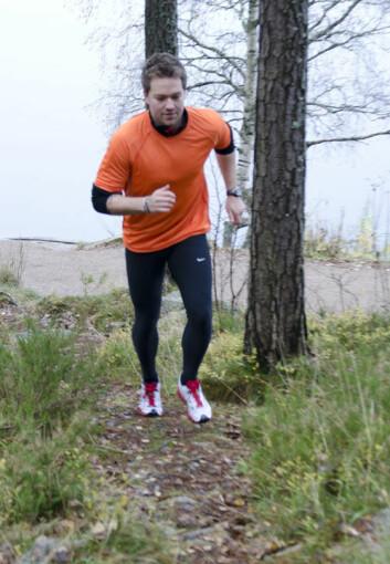 Ungdommer som trener har en bedre mental helse enn inaktive. (Foto: Andreas B. Johansen)