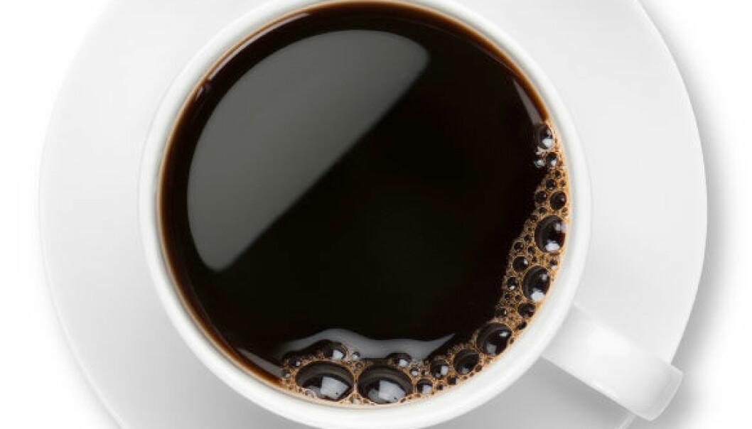 Husker bedre med koffein