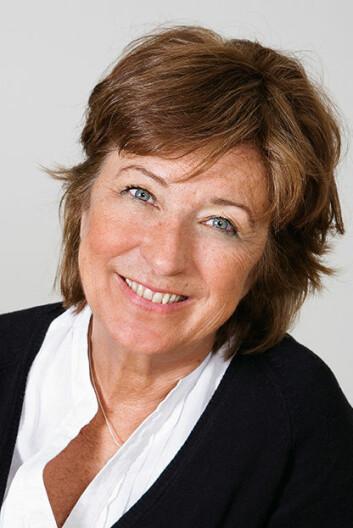 Nina Misvær. (Foto: Inger Marie Grini)