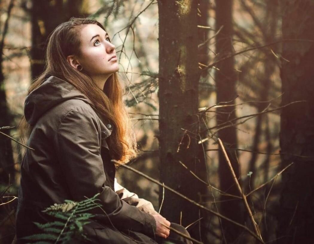 27 år gamle Josephine Paganis angst har blusset opp igjen på grunn av koronakrisen.
