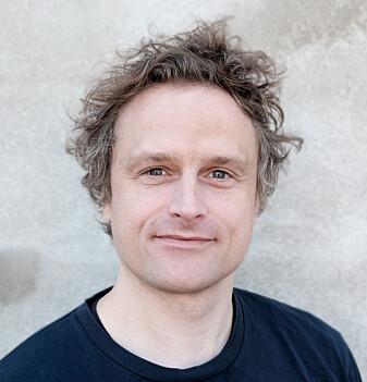Førsteamanuensis Alexander Olsen har bidratt på den psykologifaglige delen i utviklingen av appen.