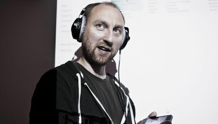 Håkon Havik er daglig leder i Storytel Norge.