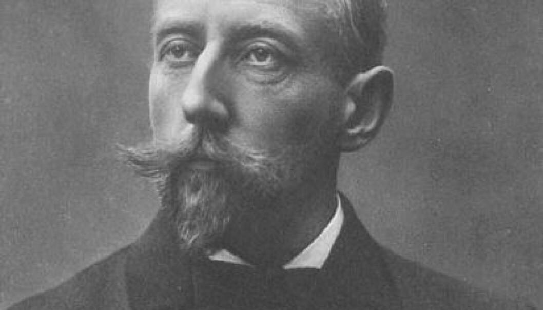 Assistenten Amundsen