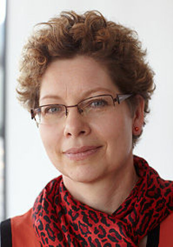 Vera Schwach. (Foto: Annica Thomsson)