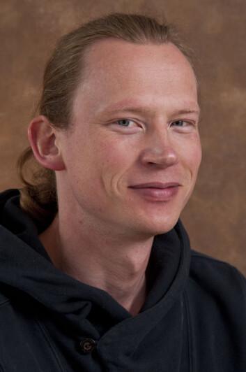 Nils Egil Søvde. (Foto: Lars Sandved Dalen/Skog og landskap)