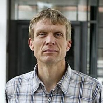 Prosjektlederen for NorZymeD, Vincent Eijsink, er begeistret over at et prosjekt av denne typen har kommet i stand. (Foto: UMB)
