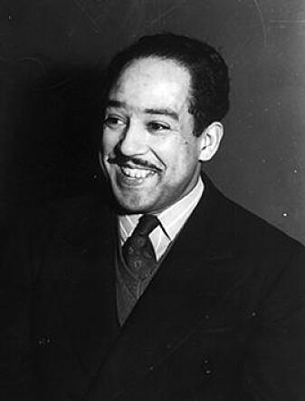 Jazzpoeten Langston Hughes regnes som en lederskikkelse i Harlemrenessansen.