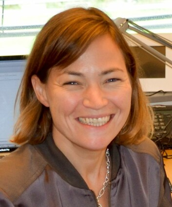 Kristine Walhovd studerer hva som skjer med menneskehjernen i et livsløpsperspektiv. (Foto: UiO)