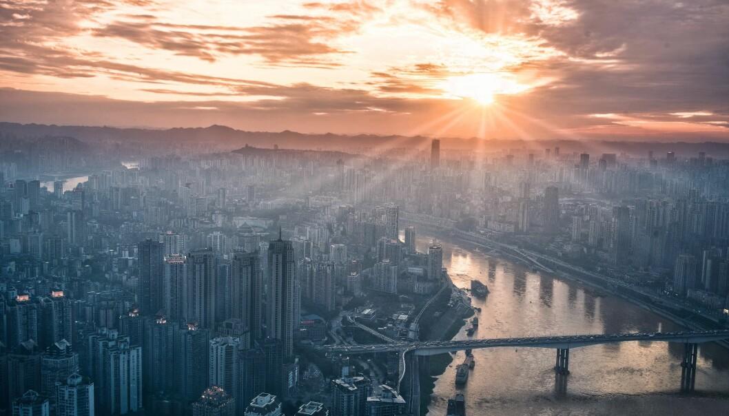 Overbefolkning og globalisering er utgangspunkt for spekulasjoner om framtida i mye science fiction, forteller forsker Bodhisattva Chattopadhyay.