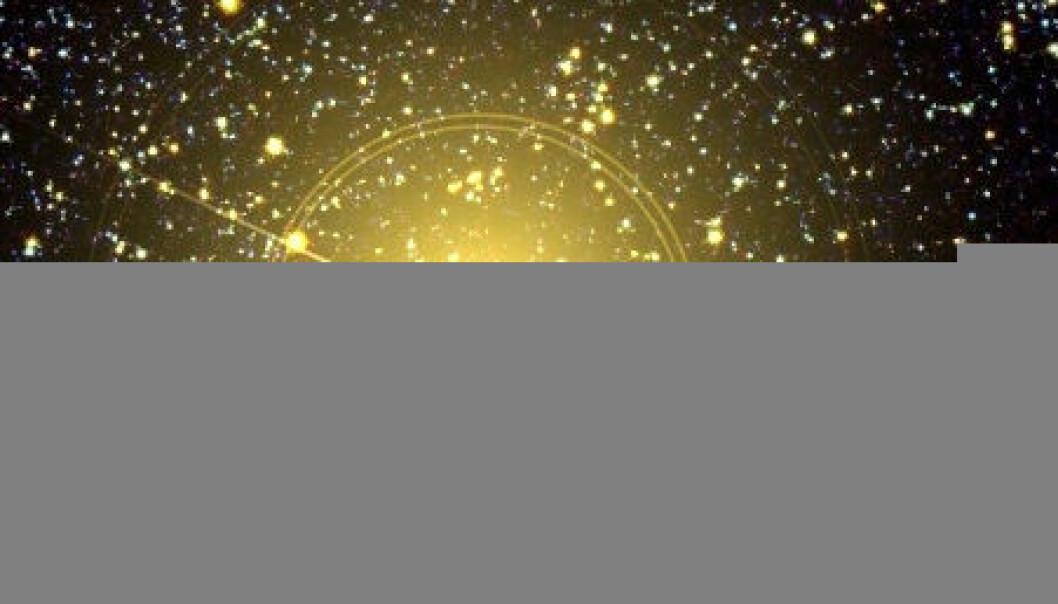Ble jorda skapt av et nova-nys?