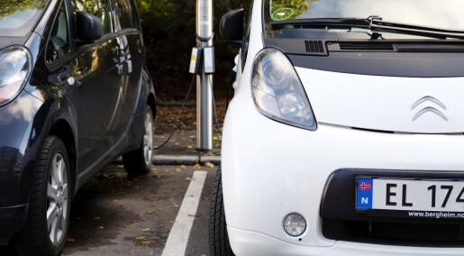 De rikeste foretrekker å kjøpe elbiler