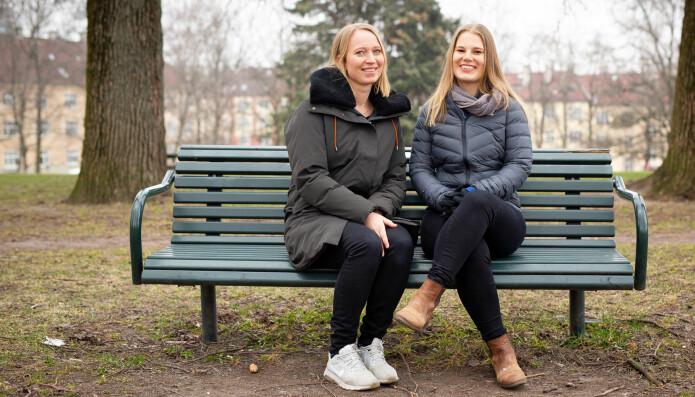 Ingeborg Nordheim og Maria Nordström har undersøkt hjemmefødsler uten helsepersonell.