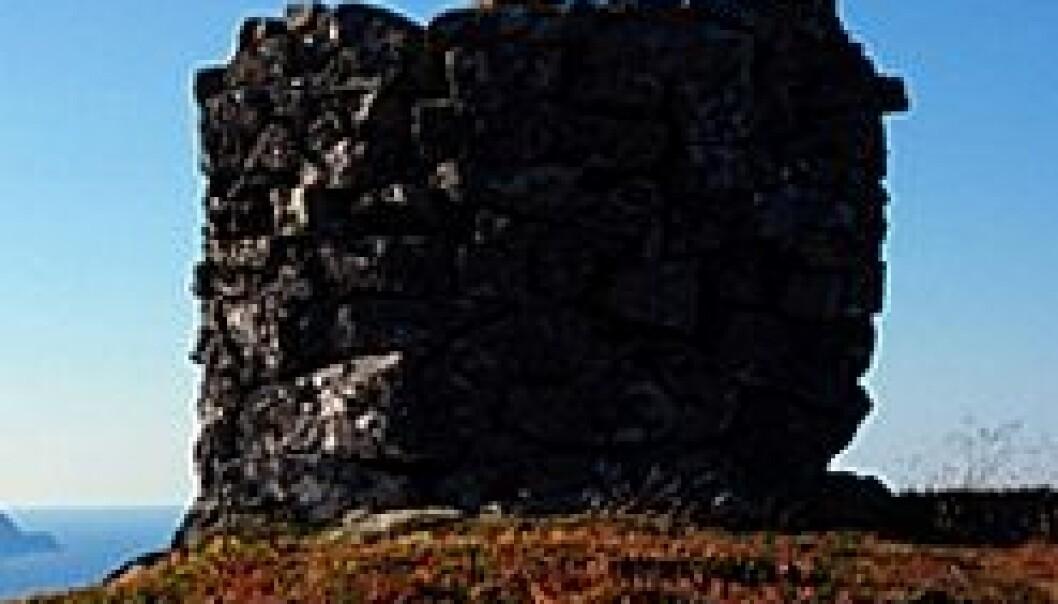Varde på Lofotodden i Nordland. Tor Erik Bakke, Statens kartverk