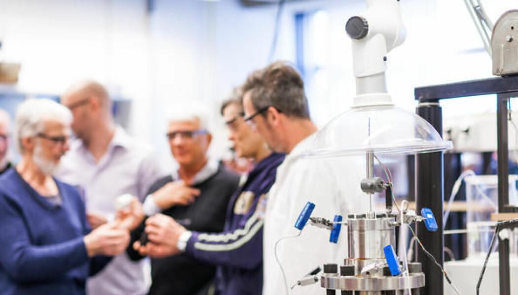 Tal for 2019 viser at forskarane ved Universitetet i Stavanger er produktive.