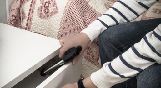 Skytevåpen blir brukt til drap og selvmord hjemme i USA
