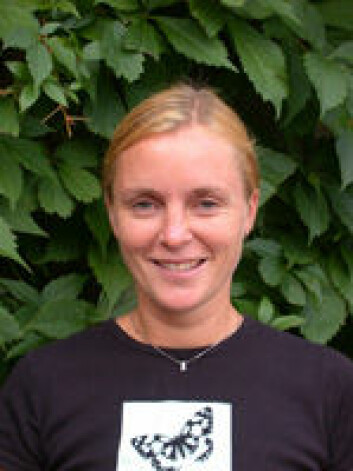 """""""Anne Cathrine Whist"""" (Foto: Norsk veterinærhøgskole)"""