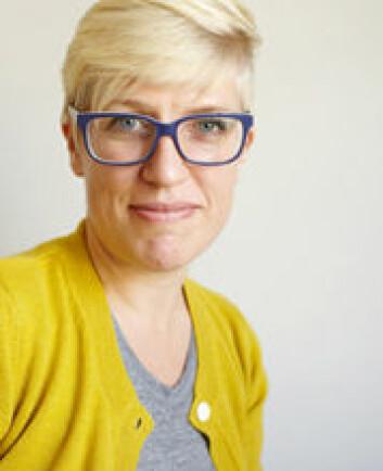 Vilde Schanke Sundet. (Foto: Annica Thomsson)