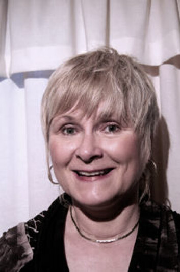 Frøydis Perny Vasset (53), er Høgskolelektor ved Høgskolen i Ålesund. Hun disputerer for doktorgraden sin torsdag 29. november ved Universitetet i Stavanger. (Foto: Universitetet i Stavanger)