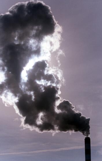 I 2011 var Norges utslipp av klimagasser 53,4 millioner tonn CO2-ekvivalenter. Gapet mellom utslippskvoten og de innrapporterte utslippene kan innfris gjennom tre såkalte fleksible mekanismer: Felles gjennomføring, den grønne utviklingsmekanismen og kvotehandel. (Illustrasjonsfoto: www.colourbox.no)